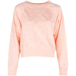 textil Dame Sweatshirts Champion  Pink