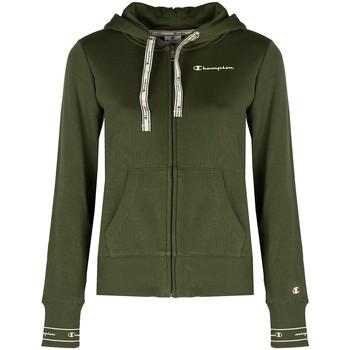 textil Dame Sweatshirts Champion  Grøn