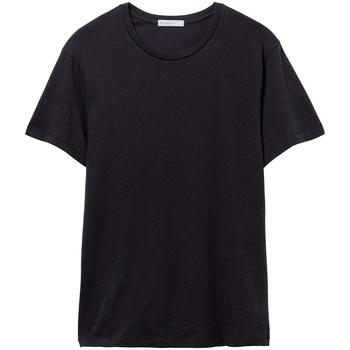 textil Herre T-shirts m. korte ærmer Alternative Apparel AT015 True Black