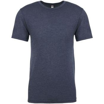 textil Herre T-shirts m. korte ærmer Next Level NX6010 Indigo