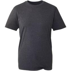 textil Herre T-shirts m. korte ærmer Anthem AM010 Dark Grey Marl