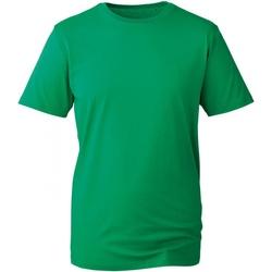 textil Herre T-shirts m. korte ærmer Anthem AM010 Kelly Green