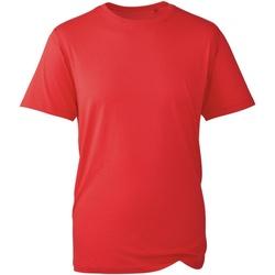 textil Herre T-shirts m. korte ærmer Anthem AM010 Red