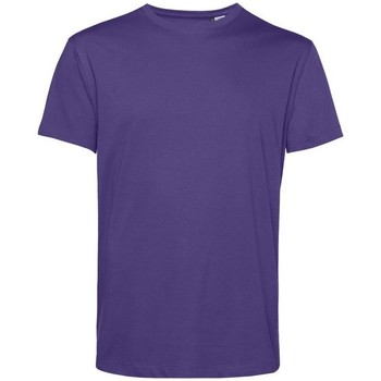 textil Herre T-shirts m. korte ærmer B&c TU01B Radiant Purple
