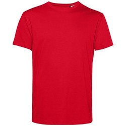 textil Herre T-shirts m. korte ærmer B&c TU01B Red