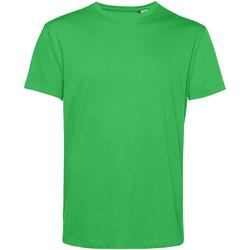 textil Herre T-shirts m. korte ærmer B&c TU01B Apple Green