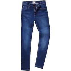textil Herre Lige jeans Awdis SD004 Dark Blue Wash