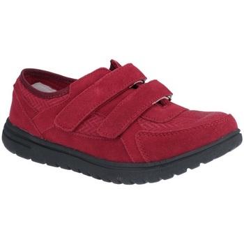 Sko Dame Lave sneakers Fleet & Foster  Bordo