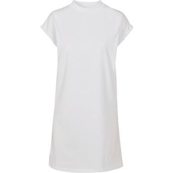 textil Dame Korte kjoler Build Your Brand BY101 White