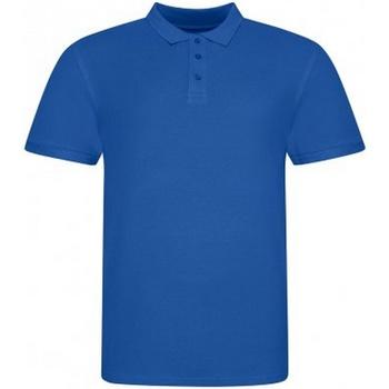 textil Herre Polo-t-shirts m. korte ærmer Awdis JP100 Royal Blue