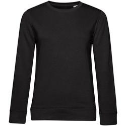 textil Dame Sweatshirts B&c WW32B Black