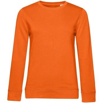 textil Dame Sweatshirts B&c WW32B Orange