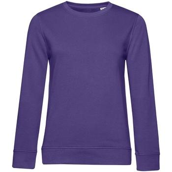 textil Dame Sweatshirts B&c WW32B Radiant Purple