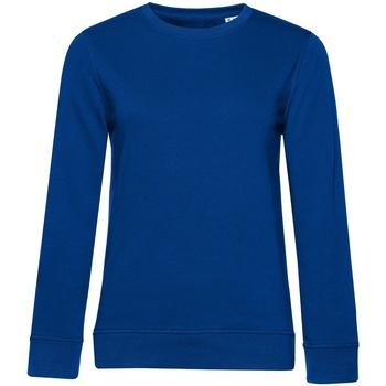 textil Dame Sweatshirts B&c WW32B Royal Blue