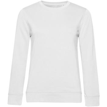textil Dame Sweatshirts B&c WW32B White