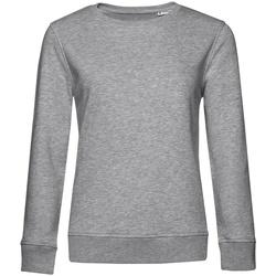 textil Dame Sweatshirts B&c WW32B Grey Heather