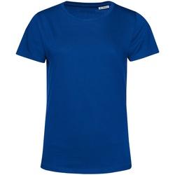 textil Dame T-shirts m. korte ærmer B&c TW02B Royal Blue