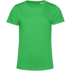 textil Dame T-shirts m. korte ærmer B&c TW02B Apple Green