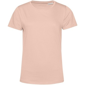 textil Dame T-shirts m. korte ærmer B&c TW02B Dusky Rose