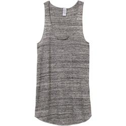 textil Dame Toppe / T-shirts uden ærmer Alternative Apparel AT003 Urban Grey