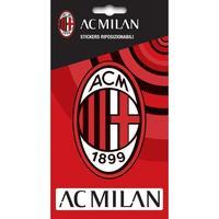 Indretning Klistermærker Ac Milan TA4043 Red