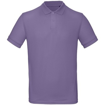 textil Herre Polo-t-shirts m. korte ærmer B And C PM430 Amethyst