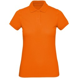 textil Herre Polo-t-shirts m. korte ærmer B And C PM430 Orange
