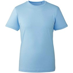 textil T-shirts m. korte ærmer Anthem AM10 Light Blue