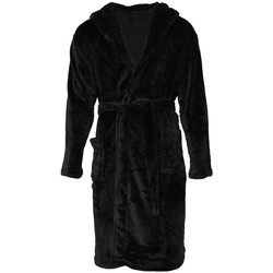 textil Herre Pyjamas / Natskjorte Pierre Roche  Black