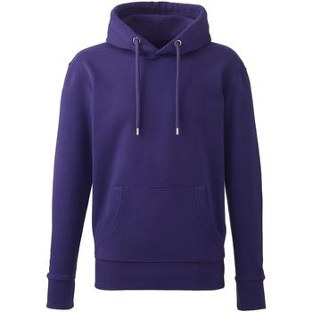 textil Herre Sweatshirts Anthem AM01 Purple