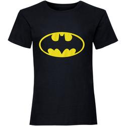 textil T-shirts & poloer Dessins Animés  Black/Yellow