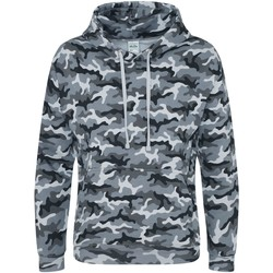 textil Herre Sweatshirts Awdis JH014 Grey Camo