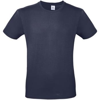textil Dame T-shirts m. korte ærmer B And C BA210 Navy Blue
