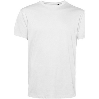 textil Herre T-shirts m. korte ærmer B&c BA212 White