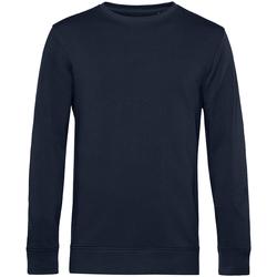 textil Herre Sweatshirts B&c WU31B Navy Blue
