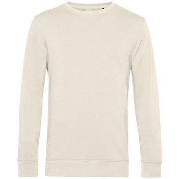 textil Herre Sweatshirts B&c WU31B Off White