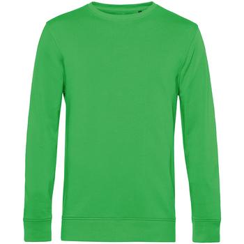 textil Herre Sweatshirts B&c WU31B Apple Green