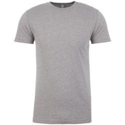 textil T-shirts m. korte ærmer Next Level NX6410 Dark Heather Grey
