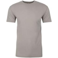 textil T-shirts m. korte ærmer Next Level NX6410 Light Grey