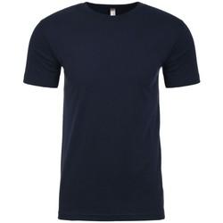 textil T-shirts m. korte ærmer Next Level NX6410 Midnight Navy