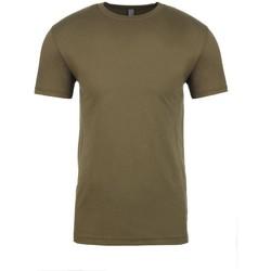 textil T-shirts m. korte ærmer Next Level NX6410 Military Green