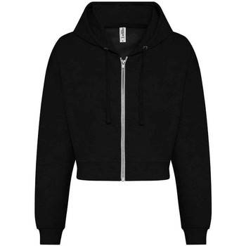 textil Dame Sweatshirts Awdis  Deep Black