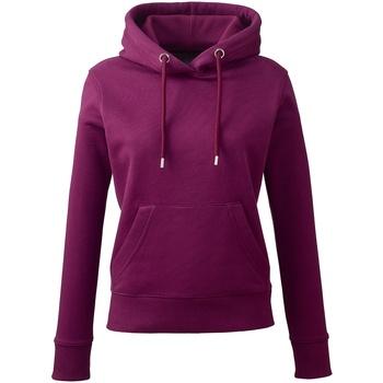 textil Dame Sweatshirts Anthem AM03 Burgundy