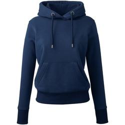 textil Dame Sweatshirts Anthem AM03 Navy