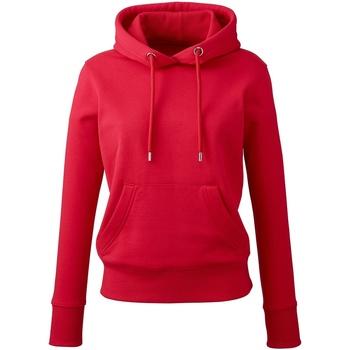 textil Dame Sweatshirts Anthem AM03 Red