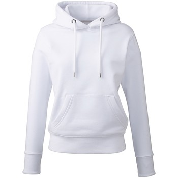textil Dame Sweatshirts Anthem AM03 White