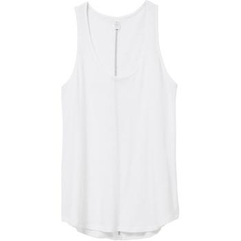 textil Dame Toppe / T-shirts uden ærmer Alternative Apparel AT012 White