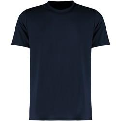 textil Herre T-shirts m. korte ærmer Kustom Kit KK555 Navy