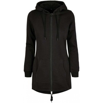 textil Dame Sweatshirts Build Your Brand BY148 Black