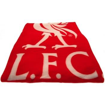 Indretning Dynebetræk Liverpool Fc Taille unique Red